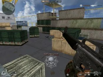 Cross Fire   Online Fastpaced Multiplayer Shooting Game online multiplayer shooter