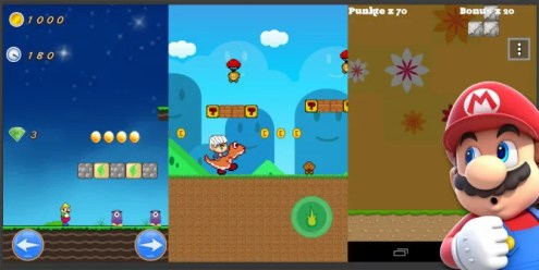 Are The Super Mario Bros  Copycat Games On Android Any Good