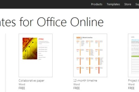 Use Microsoft Office Templates to Captivate Your Audience     Free Templates for Office Online   Office com 2014 09 14 00