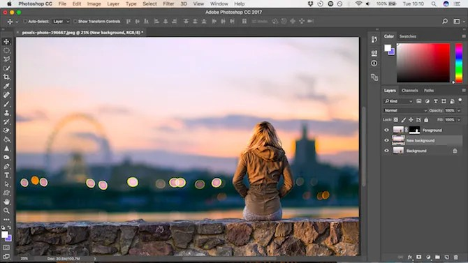 How to Change the Background of a Picture in Photoshop How to Change the Background of a Picture in Photoshop change background in  photoshop