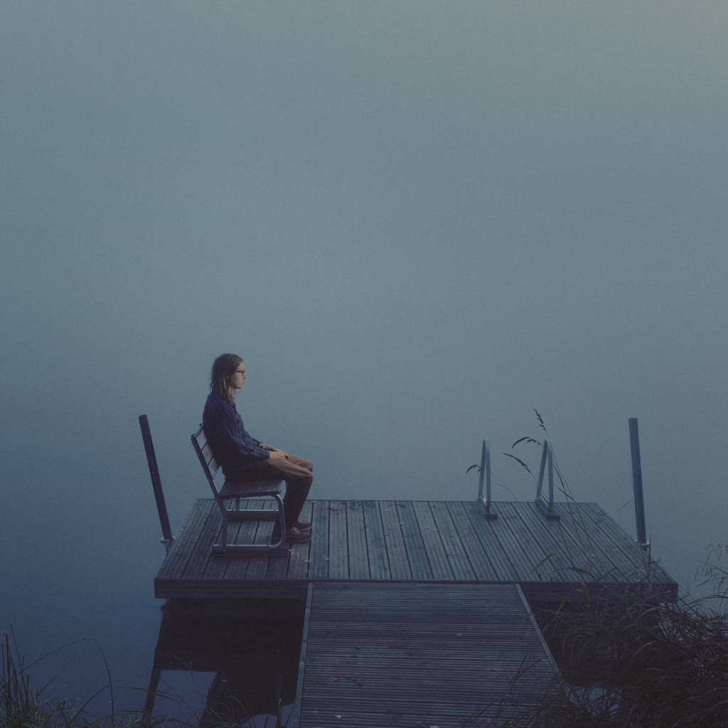 Stunning Melancholic Portraits By Sasu Riikonen