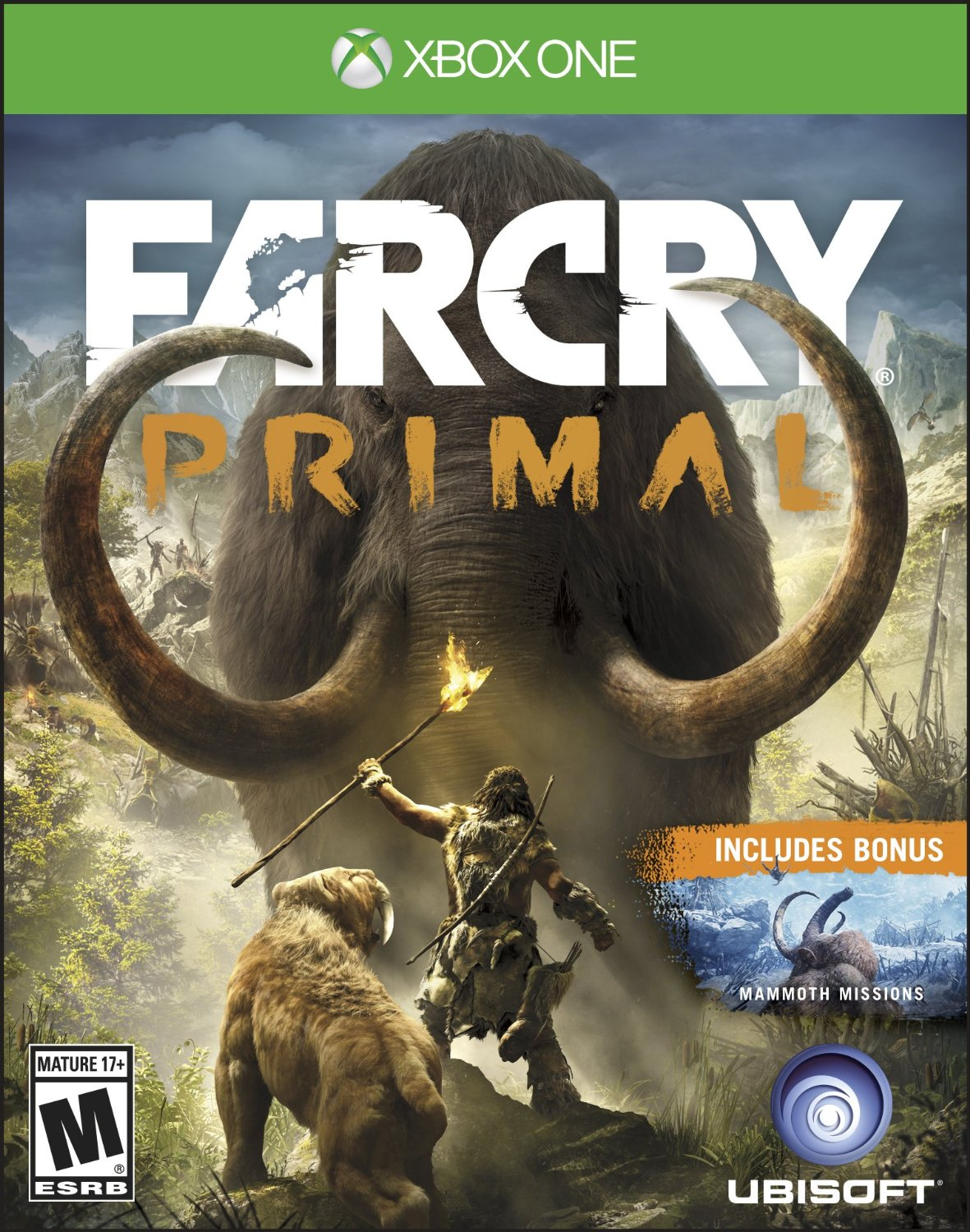 Far Cry Primal for Xbox One Reviews   Metacritic