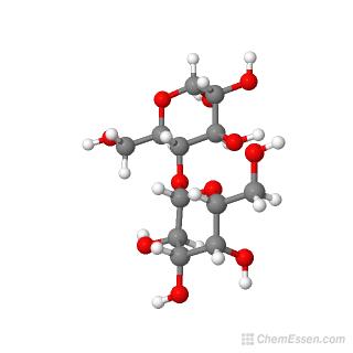 Alpha-lactose Formula - C12H22O11 | Mol-Instincts