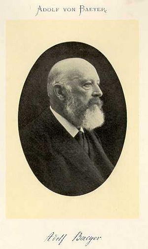 Adolf Von Baeyer New World Encyclopedia