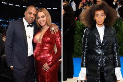 Beyoncé given birth to twins? Solange Knowles seen at ...