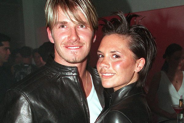 David Beckham shares throwback with Victoria on ...