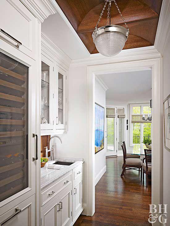 Pinterest Designs Galley Kitchen