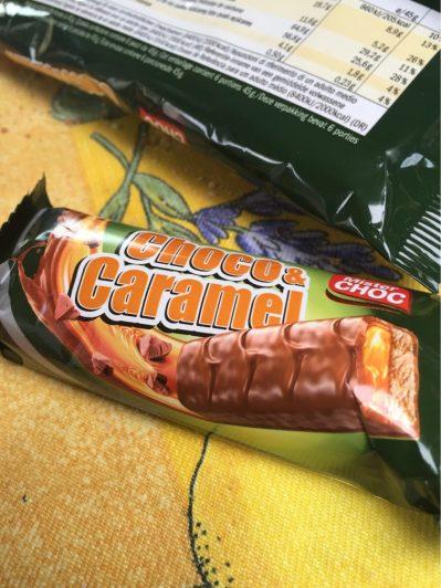 Mister Choc, Choco Caramel - Lidl