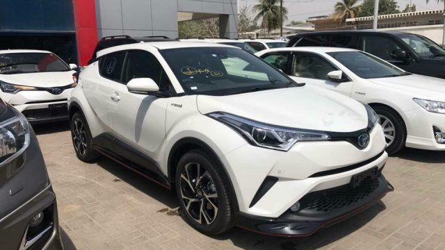 Meet Pakistan S First Toyota C Hr