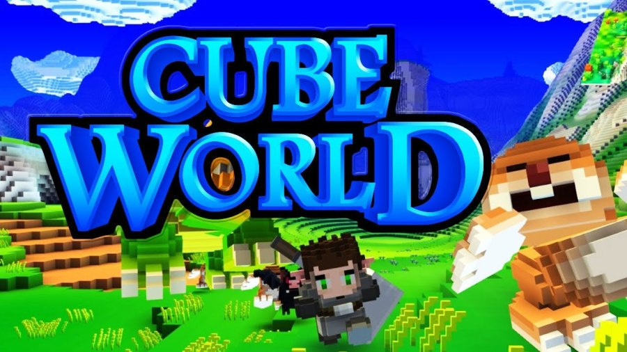 Games Like Minecraft   Play Games Similar to Minecraft  Cube World   PC Games like Minecraft