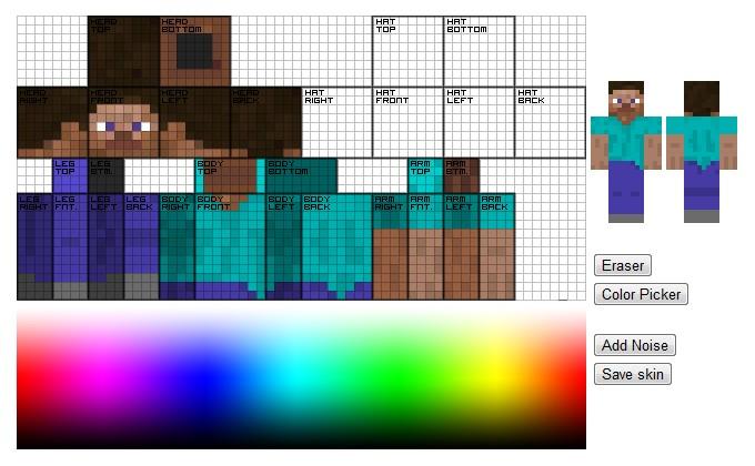 Real Minecraft Maker Skins