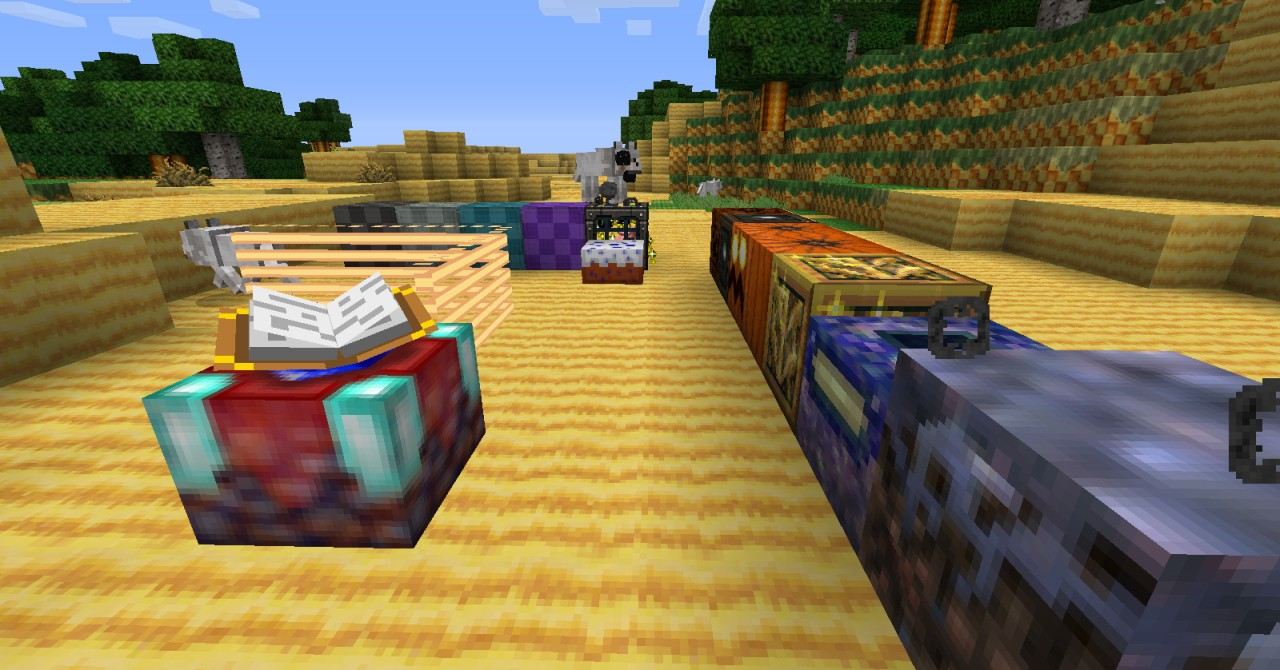 Boss Craft Minecraft 32x32 Textures