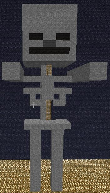 Minecraft Art Cat Pixel