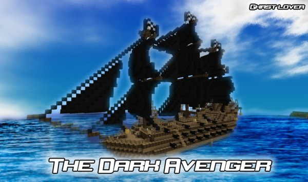pirate ship minecraft # 45