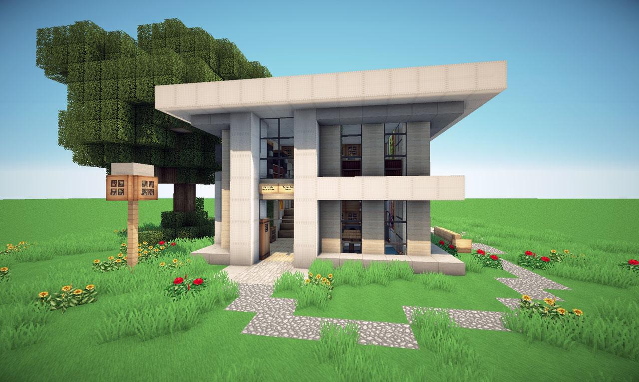 minecraft house tutorial - 1280×765