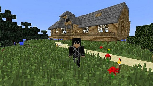 Online Map Sword Art Minecraft