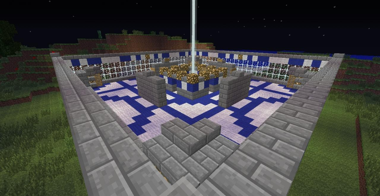 Cool Server Spawn Minecraft Project