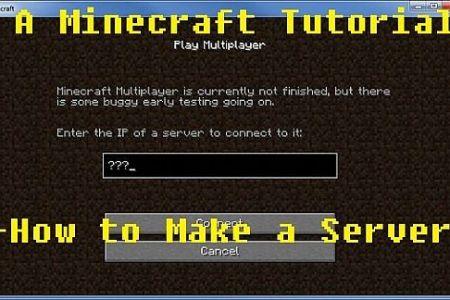 Minecraft Spielen Deutsch Minecraft Server Erstellen Yt Bild - Einen minecraft server erstellen