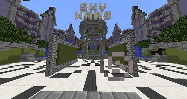 Server Minecraft Hypixel Lobby