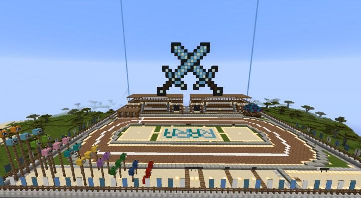 Sword Fighting Minecraft Server