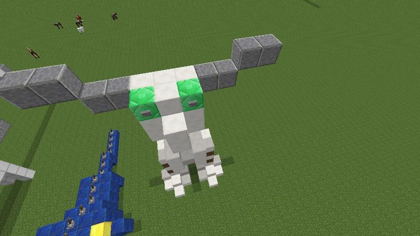 Dragon World Season 2 Pilot- The Boneknapper Minecraft Project