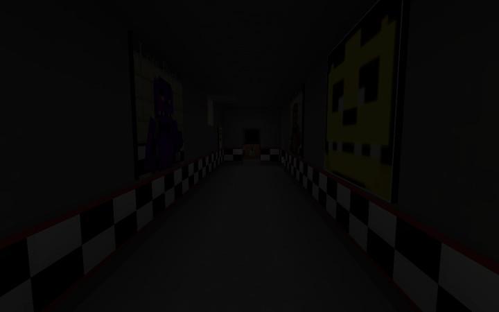 Freddys Play Nights Minecraft Free 5