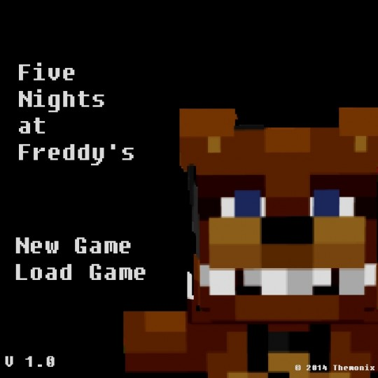 Cove Fazbears Pirate Freddy Pizza