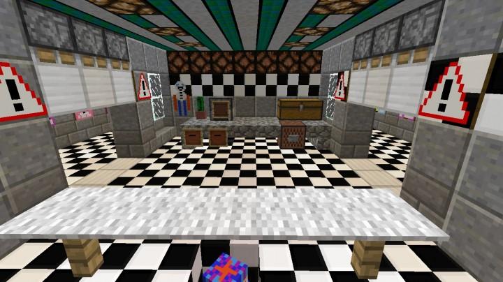 Nights Five Skins Minecraft Freddy 4