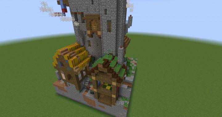 Bates Norman Skin Minecraft