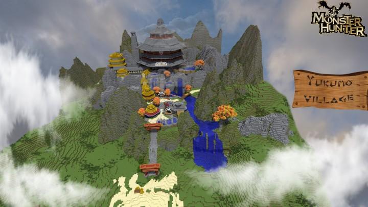 Hunter City Minecraft Achievement
