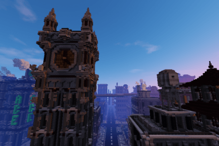 minecraft gotham city map » Path Decorations Pictures | Full Path ...