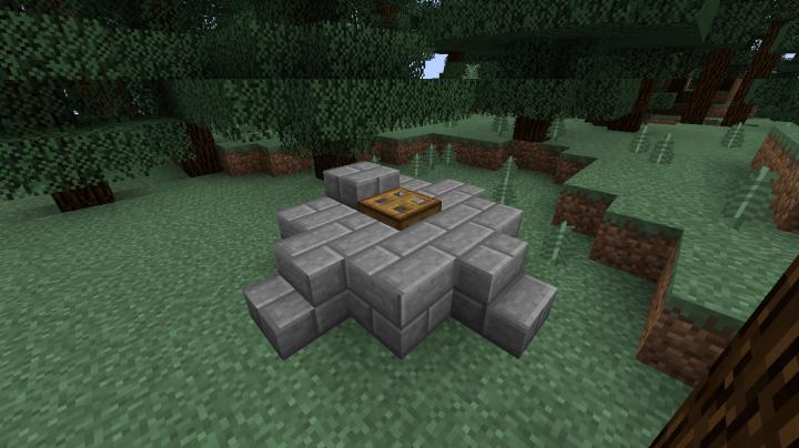 Underground Bunker Minecraft Project