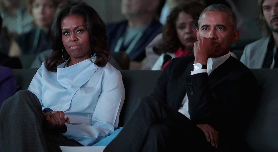 Obamas strike deal with Netflix - POLITICO