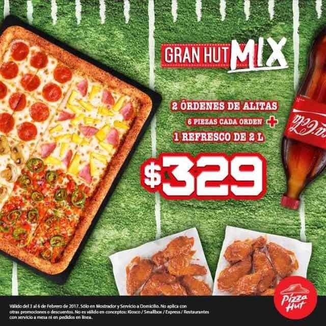 Ofertas En Pizza Hut 187 Promociones Y Descuentos Octubre