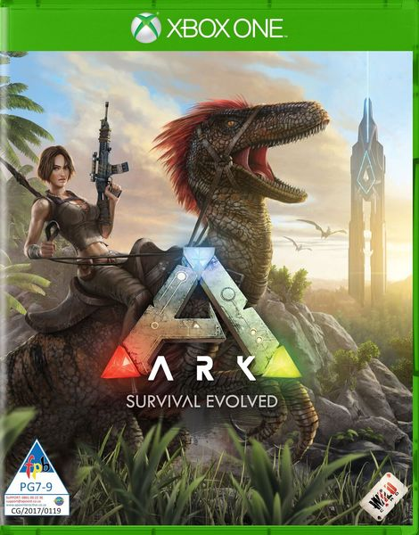 ARK  Survival Evolved  Xbox One    Video Games Online   Raru ARK  Survival Evolved  Xbox One