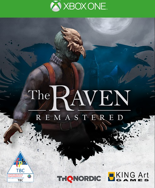 The Raven Remastered  Xbox One    Video Games Online   Raru The Raven Remastered  Xbox One