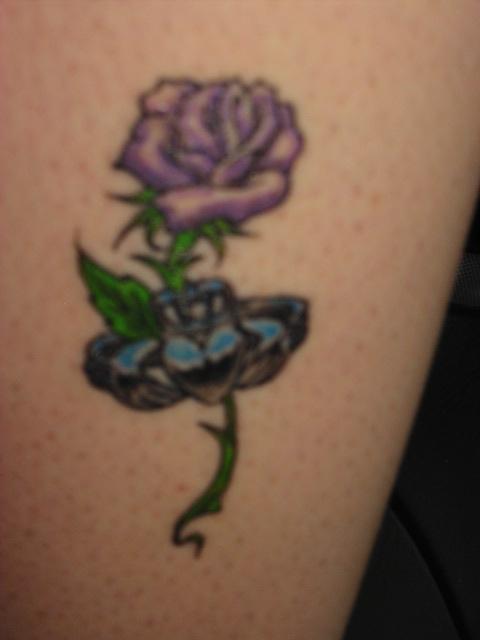 Claddagh Tattoos Ring Back
