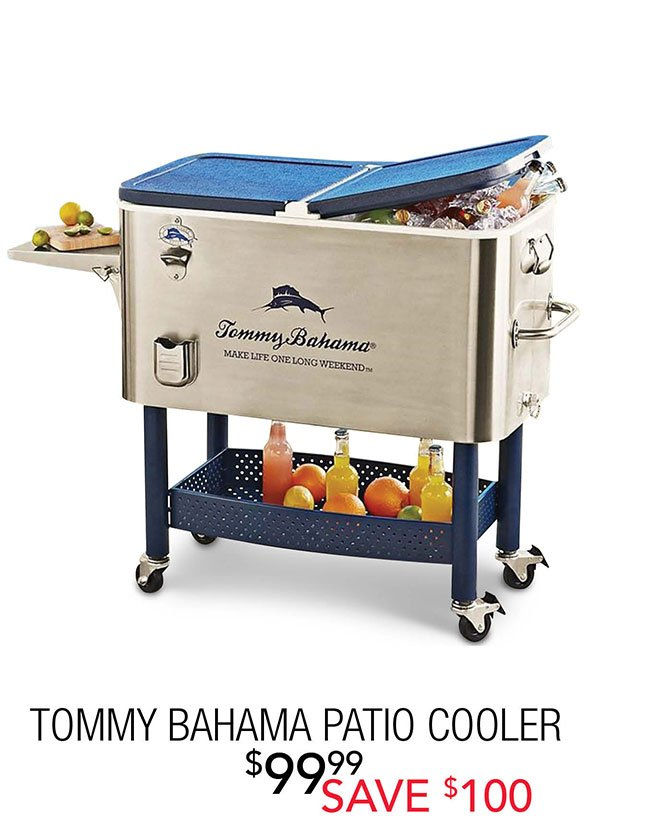 Tommy Bahama Cooler Wheels