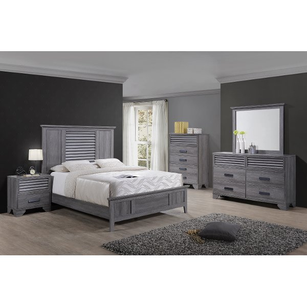 Queen Bedroom Sets Page 3 Rc Willey Furniture Store Salt Lake City ...