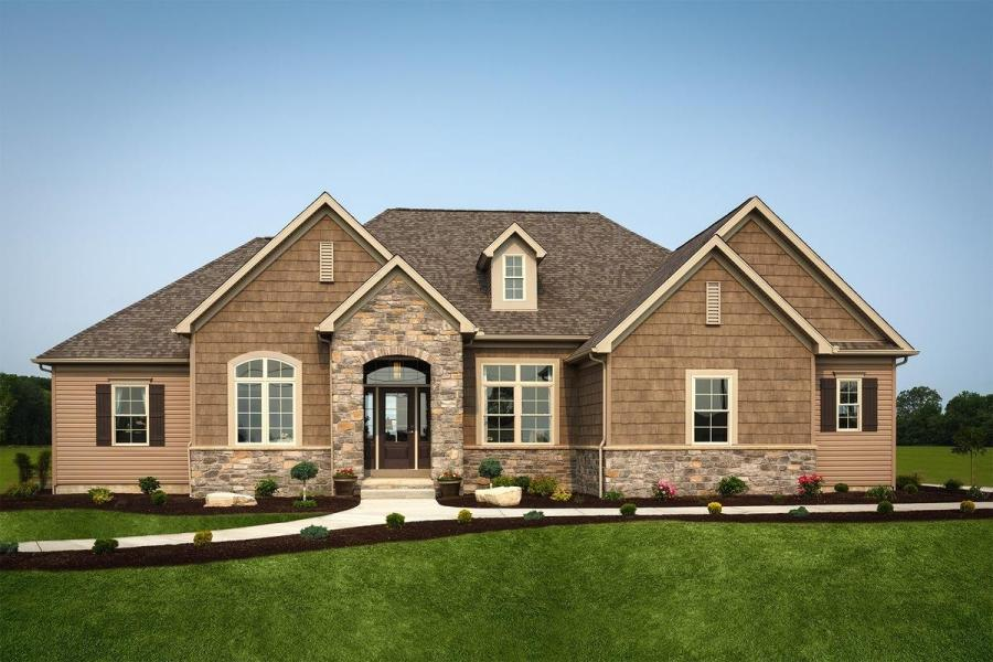 Charleston A House Plan   Schumacher Homes SAVE THIS IMAGE