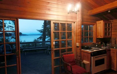 Rent an island for a night (with cabin) at Deception Pass ...