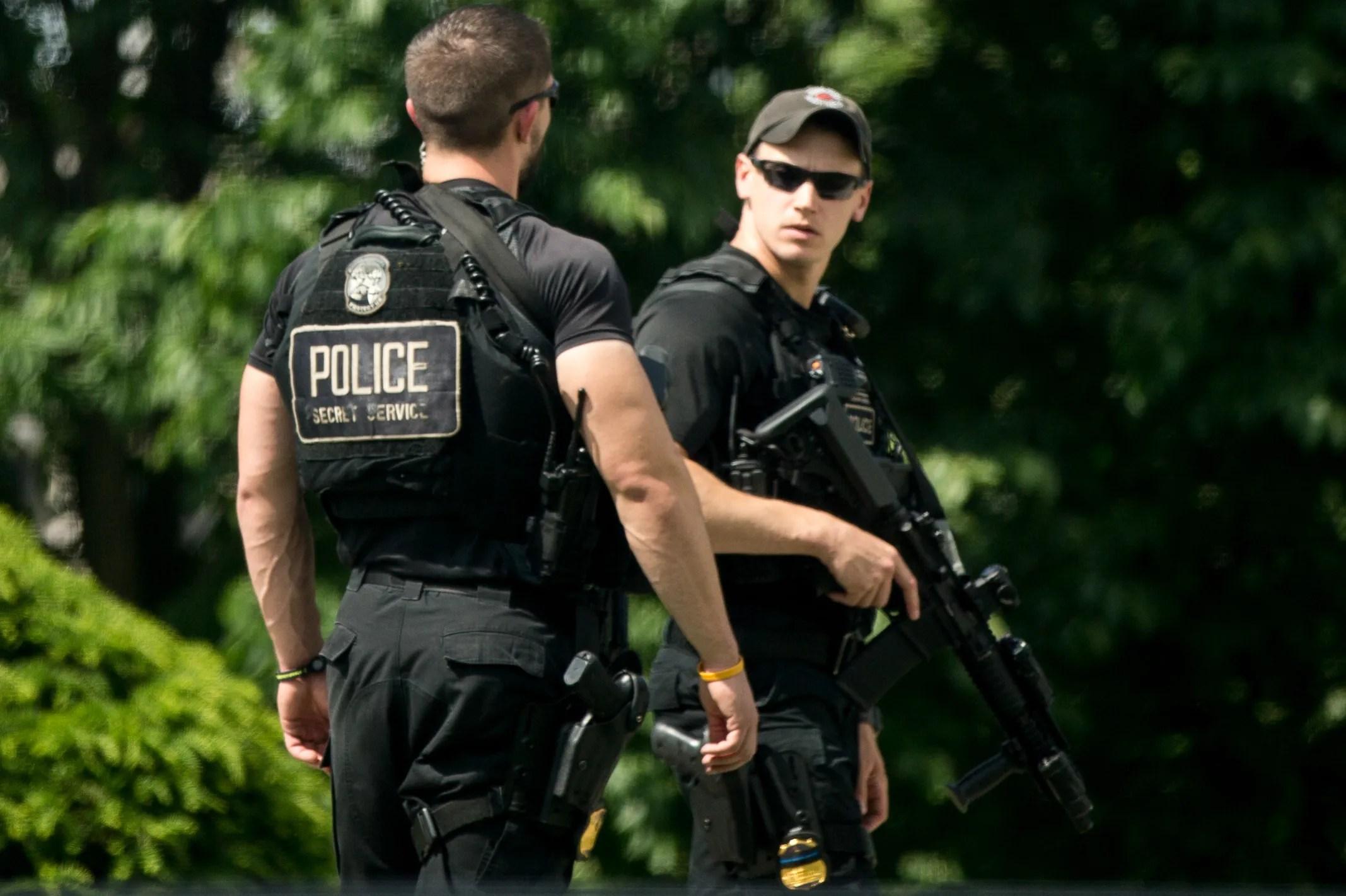 Service Secret Weapon Agent