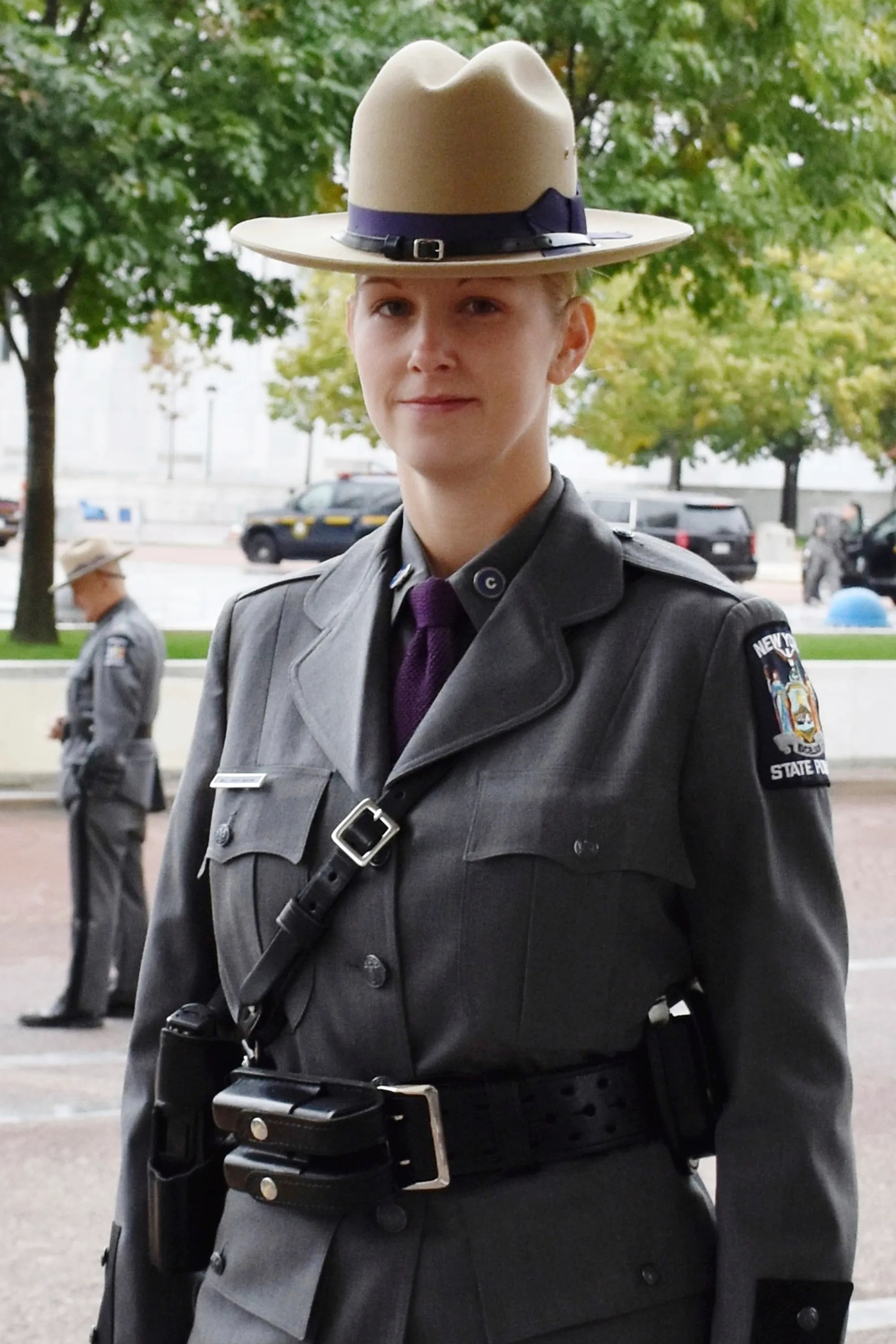 Mom Daughter Are 1st To Serve As Ny State Troopers