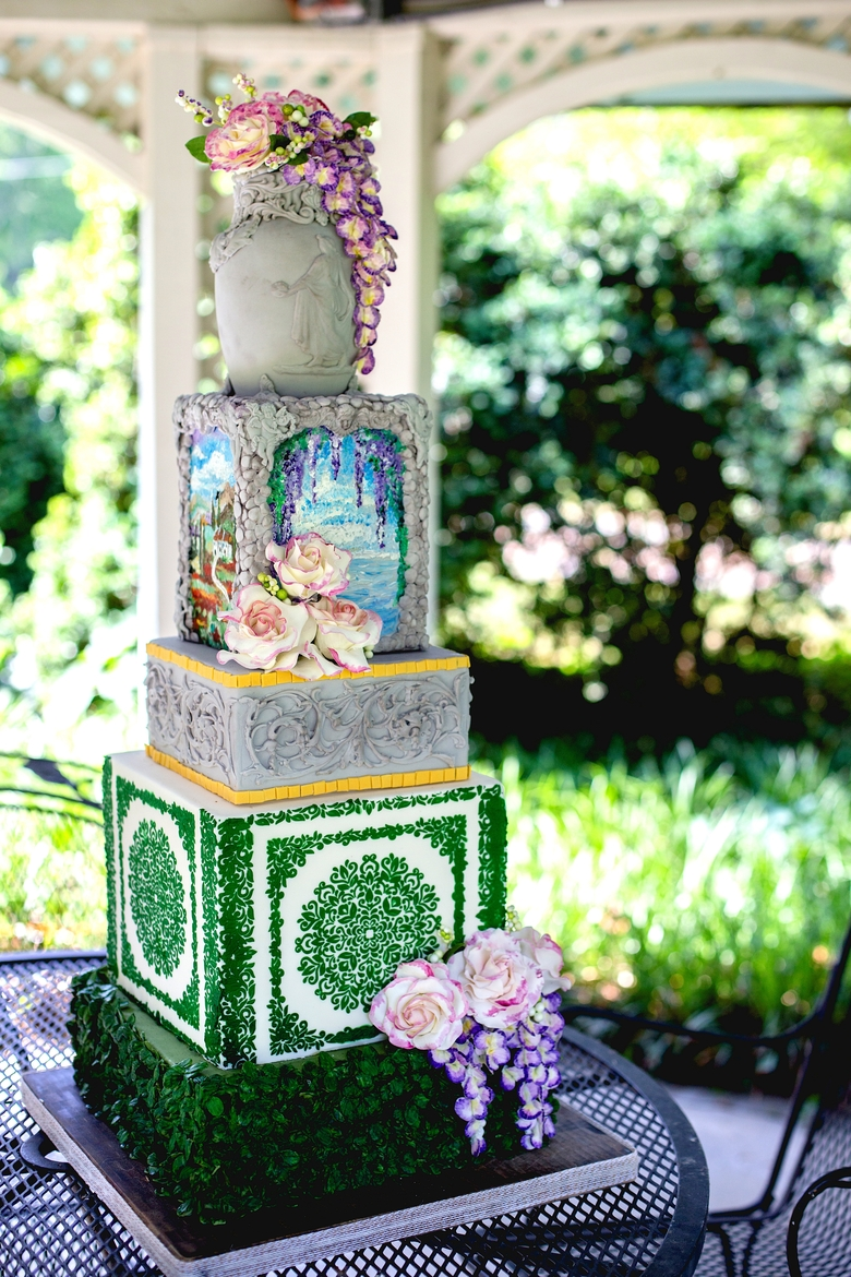 Is it art  or just a cake  Supreme Court to hear case about bakery     Rebekah Wilbur  managing editor of American Cake Decorating magazine and  owner of a custom
