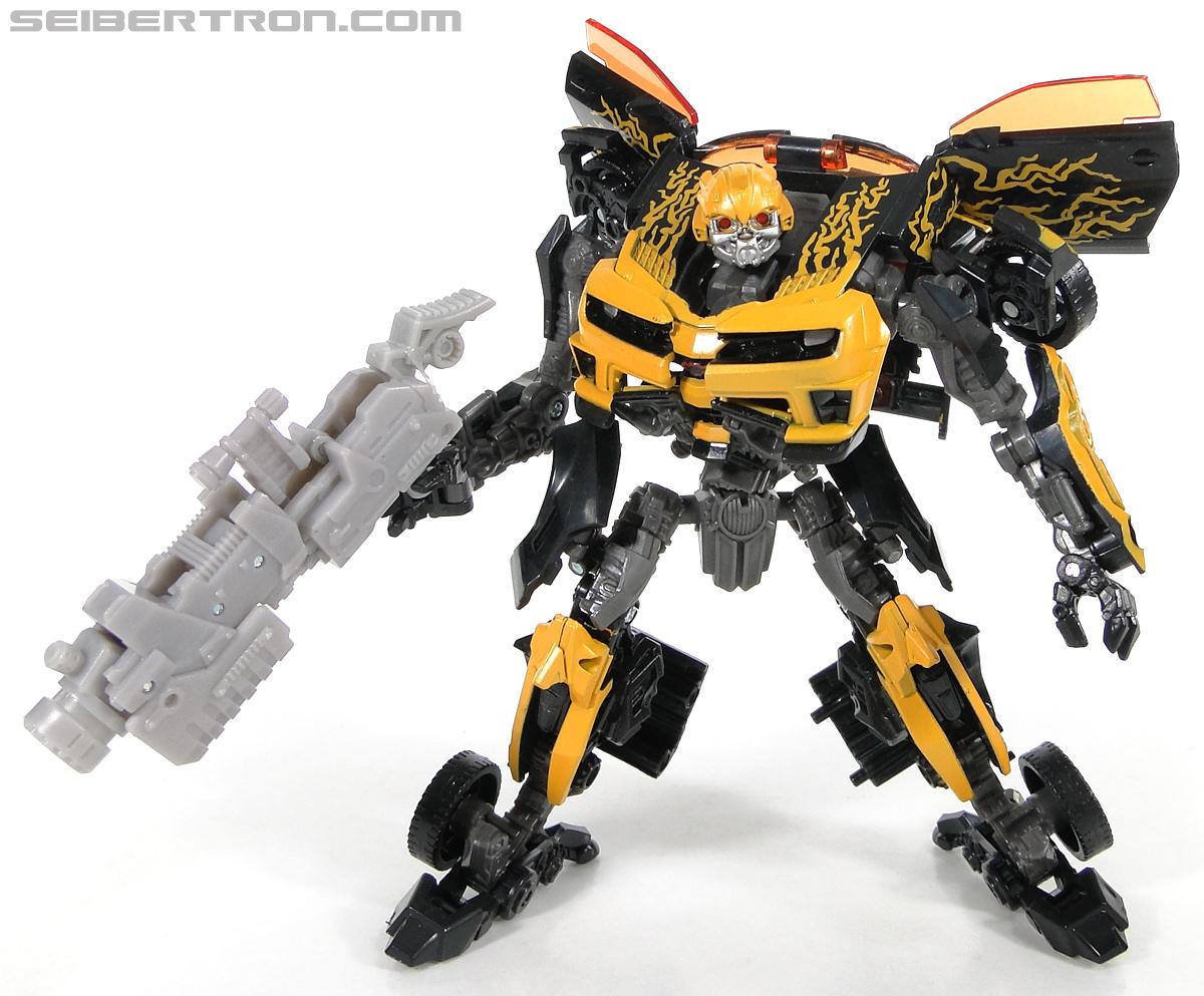 Transformers Dark of the Moon Cyberfire Bumblebee ...