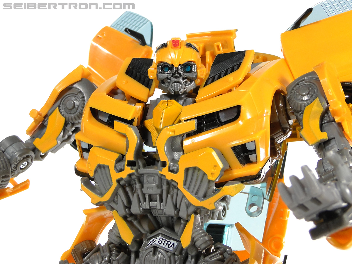 Transformers Dark of the Moon Bumblebee Toy Gallery (Image ...