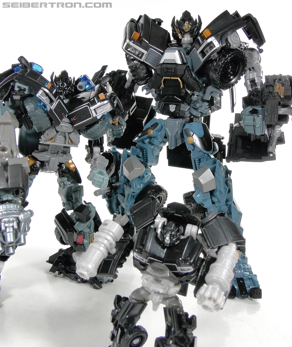 Transformers Dark of the Moon Ironhide Toy Gallery (Image ...