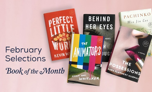 Book of the Month Club February 2017 Selections  What Would I Choose     Book of the Month Club February 2017 selections