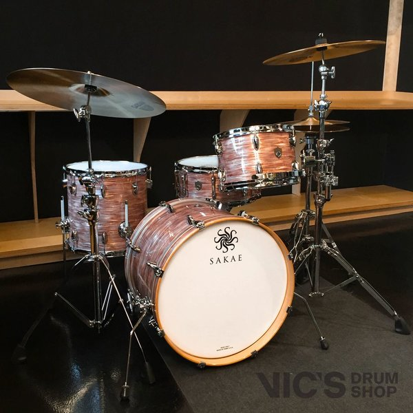 Triple Gong Bass Drum Sets