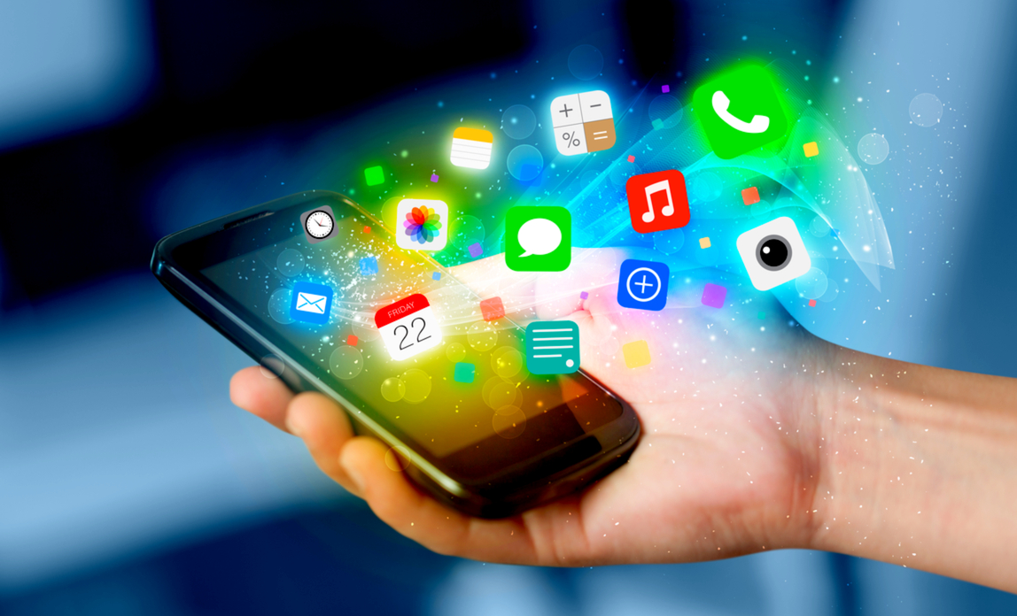 Mobile Phones High Tech Functionalities And Efficient